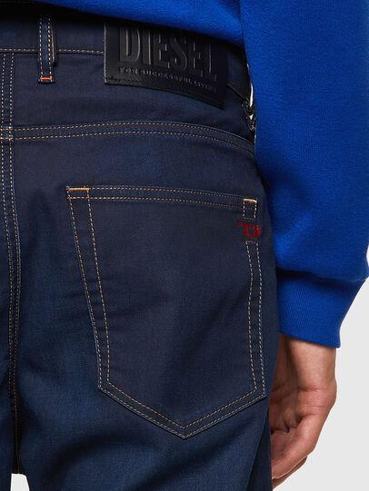 Diesel - D-VIDER JoggJeans® Z69VZ, Blu Scuro - Jeans - Image 4