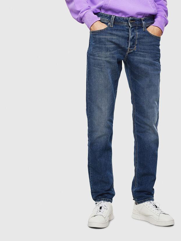 Larkee-Beex 0096E, Blu medio - Jeans