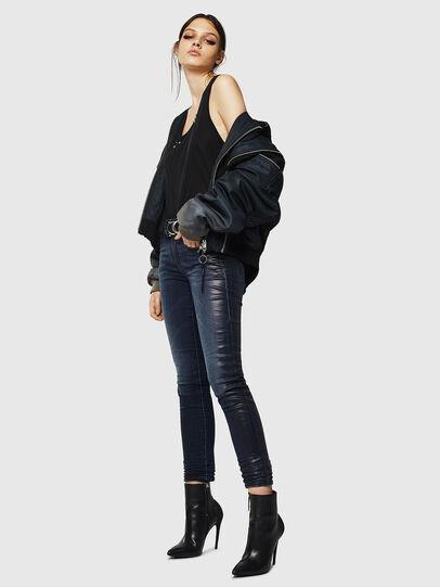 Diesel - D-Ollies JoggJeans 069JY, Blu Scuro - Jeans - Image 7