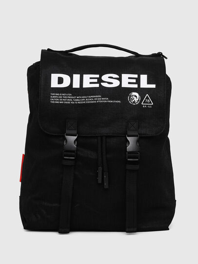 Diesel - VOLPAGO BACK, Nero - Zaini - Image 1