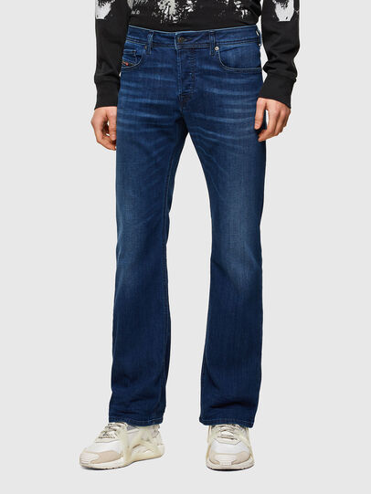 Diesel - Zatiny 069SF, Blu Scuro - Jeans - Image 1