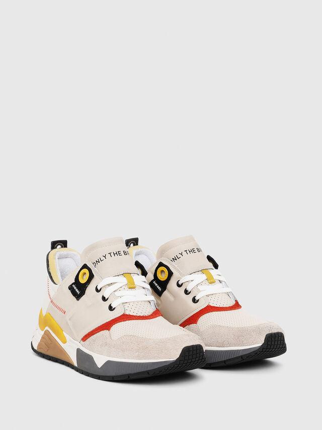 Diesel - S-BRENTHA LC, Bianco - Sneakers - Image 2