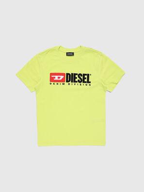 TJUSTDIVISION, Giallo Fluo - T-shirts e Tops