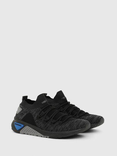 Diesel - S-KB ATHL LACE, Nero - Sneakers - Image 2