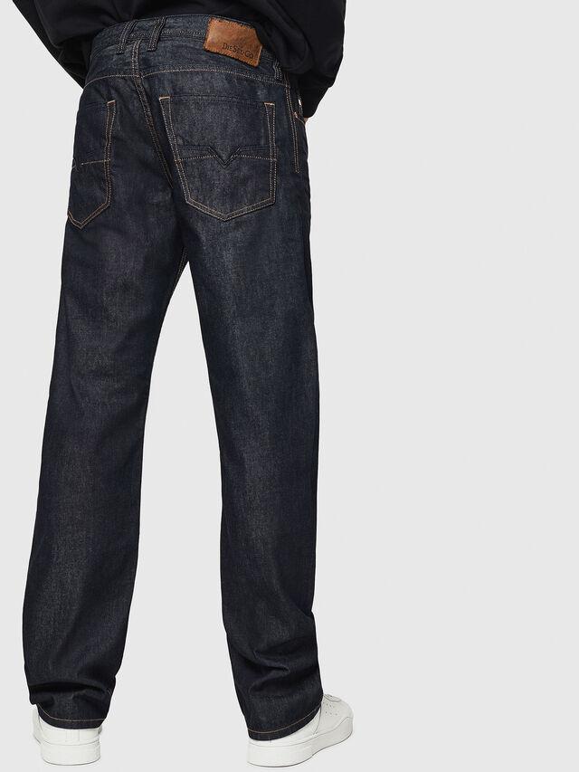 Diesel - Larkee-Relaxed 0088Z, Blu Scuro - Jeans - Image 2