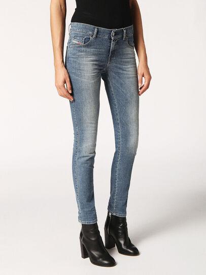 Diesel - Sandy 0688V, Blu Chiaro - Jeans - Image 3