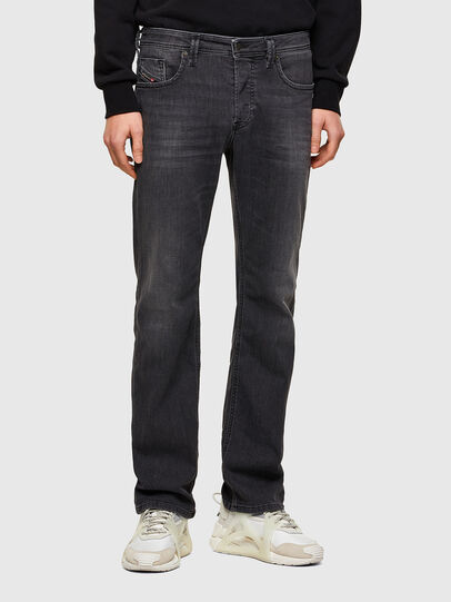 Diesel - Larkee 069SU, Nero/Grigio scuro - Jeans - Image 1