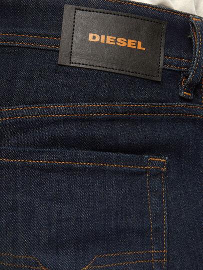 Diesel - Sleenker 009DI, Blu Scuro - Jeans - Image 3