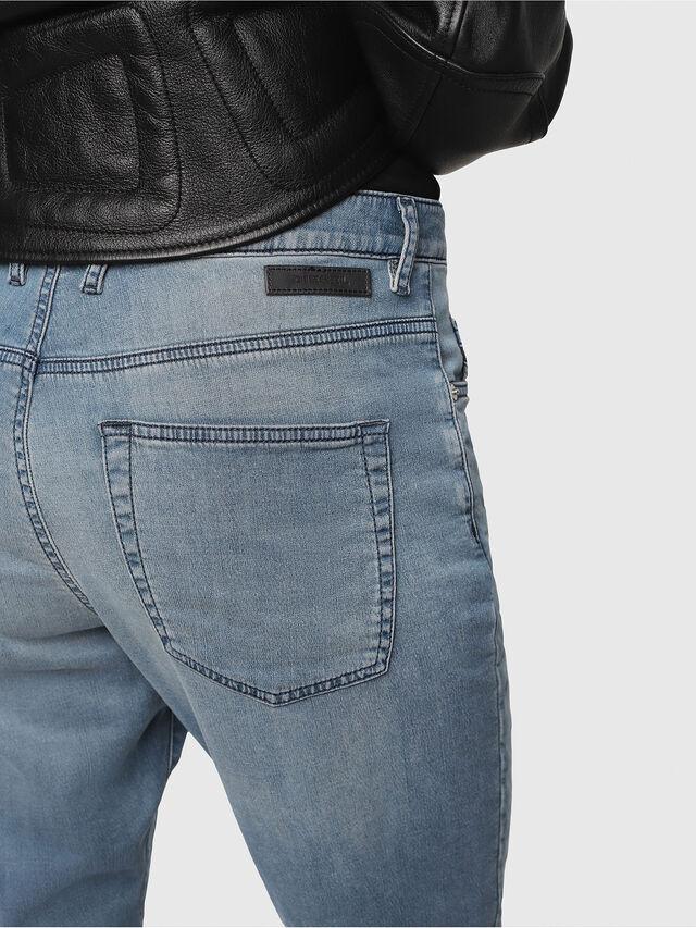 Diesel - Candys JoggJeans 069FF, Blu Chiaro - Jeans - Image 4