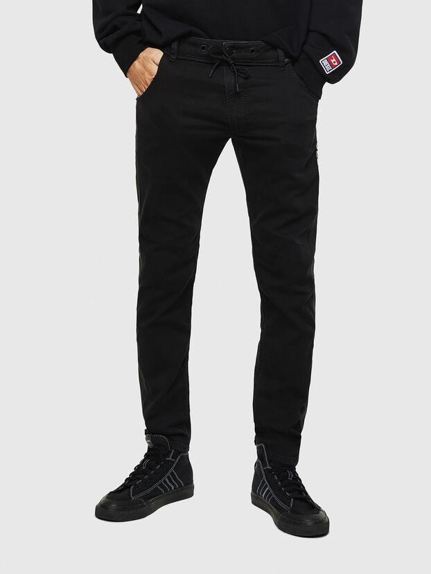 Krooley JoggJeans 069JH, Nero/Grigio scuro - Jeans