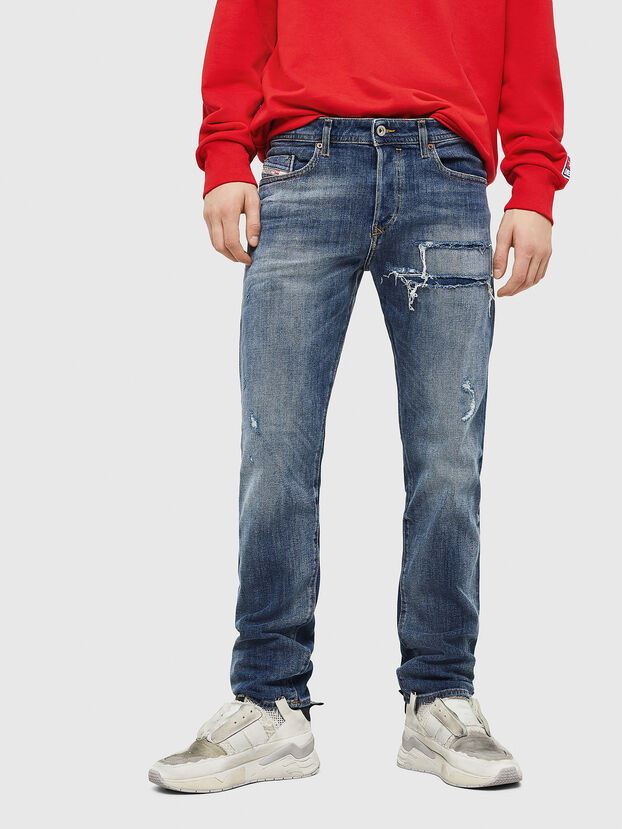 Buster 0890X, Blu medio - Jeans