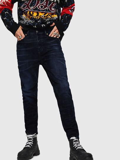 Diesel - D-Vider 0091U, Blu Scuro - Jeans - Image 5