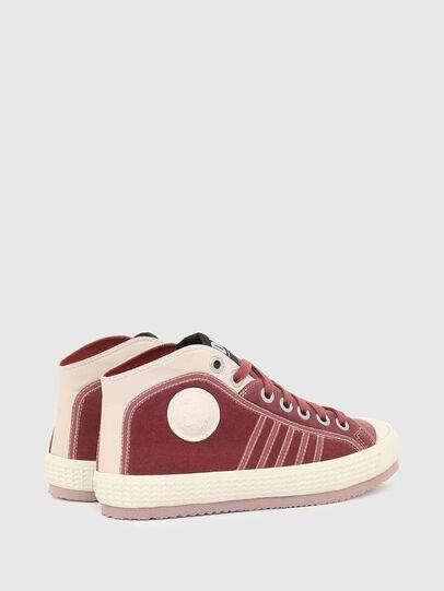 Diesel - S-YUK MC W, Rosso - Sneakers - Image 3