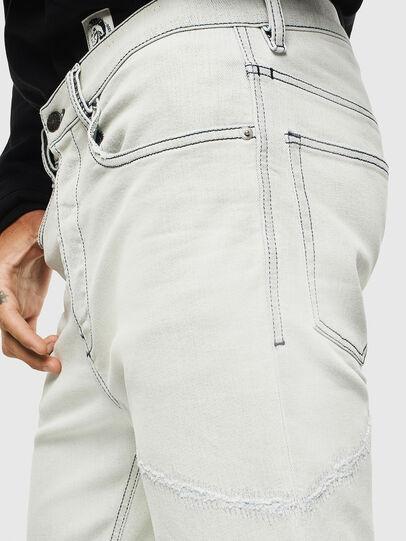 Diesel - D-Eetar 009BM, Blu Chiaro - Jeans - Image 4