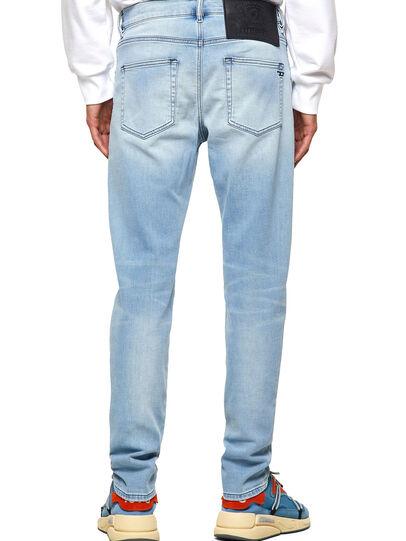 Diesel - D-Strukt JoggJeans® Z69VL, Blu Chiaro - Jeans - Image 2