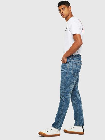 Diesel - D-Vider 0079D, Blu medio - Jeans - Image 4