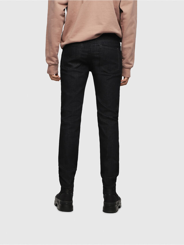 Diesel - Buster 0607A, Blu Scuro - Jeans - Image 2