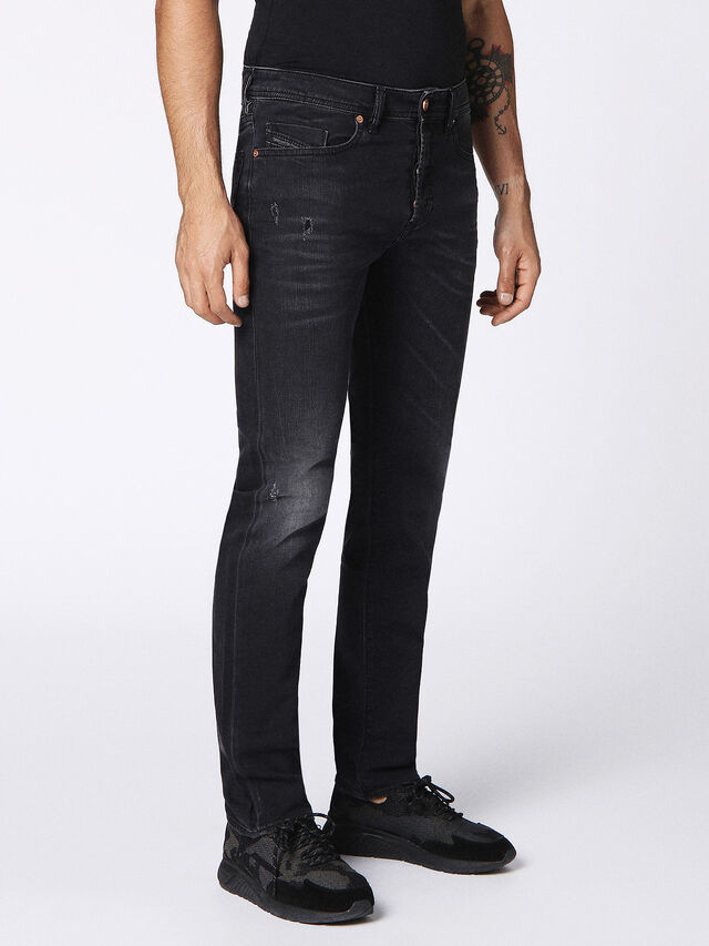 BUSTER 084NG, Nero Jeans