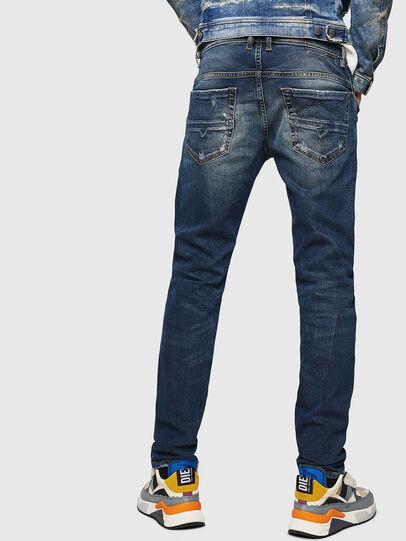 Diesel - Thommer 083AC, Blu Scuro - Jeans - Image 2