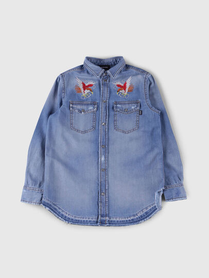 Diesel - CDROOKE OVER,  - Camicie - Image 1