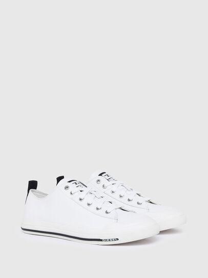Diesel - S-ASTICO LOW CUT, Bianco - Sneakers - Image 2