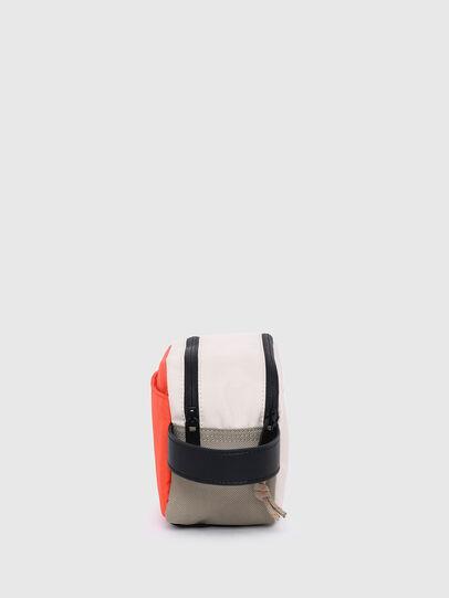 Diesel - POUCHUR, Bianco/Arancione - Bijoux e Gadget - Image 3
