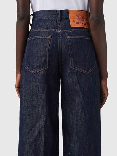 Diesel - Widee Z9B15, Blu Scuro - Jeans - Image 4