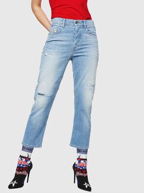 Aryel 0890D, Blu Chiaro - Jeans