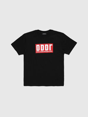TJUSTA9, Nero - T-shirts e Tops