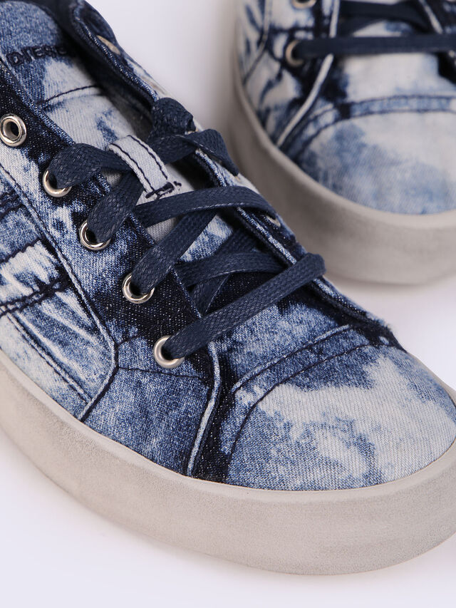 D-STRING LOW W, Blu Jeans
