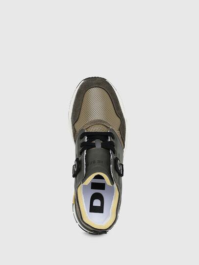 Diesel - S-BRENTHA LC, Verde Militare - Sneakers - Image 4