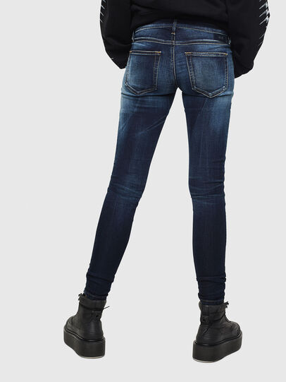 Diesel - Gracey JoggJeans 069JX, Blu Scuro - Jeans - Image 2