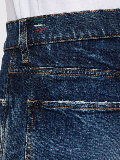 Diesel - D-Macs 0079P, Blu Scuro - Jeans - Image 5