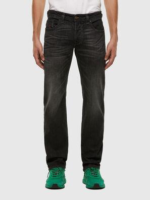 Larkee 087AM, Nero/Grigio scuro - Jeans