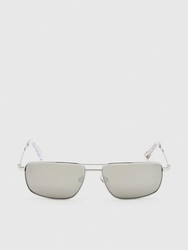 DL0308, Bianco - Occhiali da sole