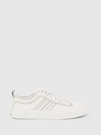 Diesel - S-ASTICO LOW LACE W, Bianco - Sneakers - Image 1
