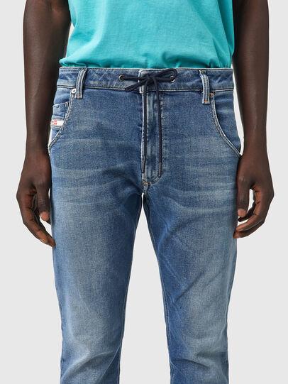 Diesel - Krooley JoggJeans® Z69VK, Blu medio - Jeans - Image 3