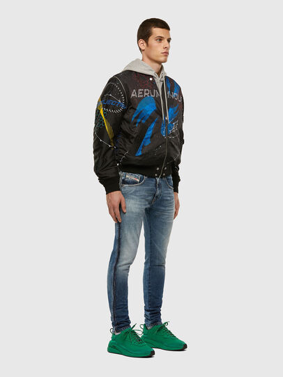 Diesel - D-Strukt 009GE, Blu medio - Jeans - Image 7