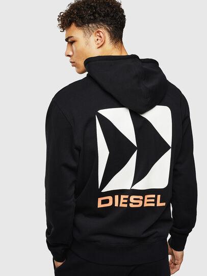 Diesel - BMOWT-BRANDON-Z, Nero/Bianco - Out of water - Image 2