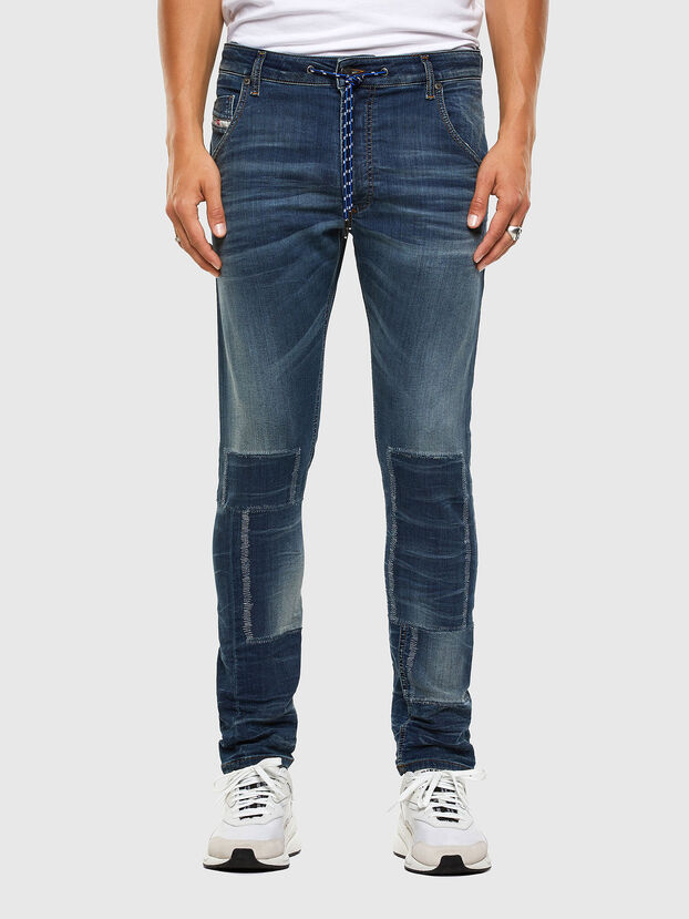 Krooley JoggJeans 069NK, Blu medio - Jeans