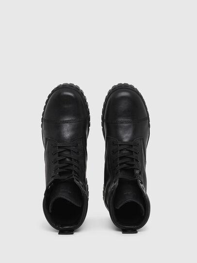 Diesel - H-RUA AM, Nero - Sneakers - Image 5