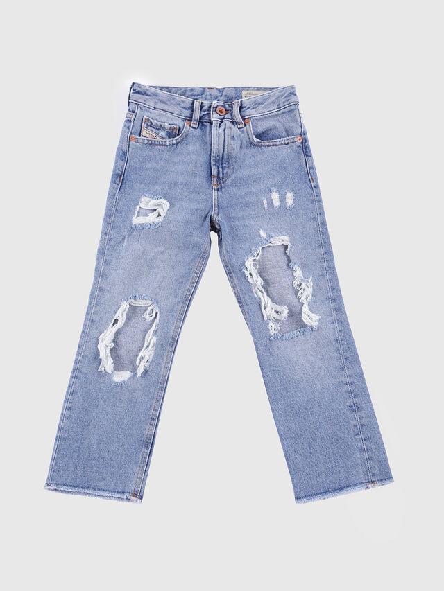 Diesel - ARYEL-J, Blu Chiaro - Jeans - Image 1