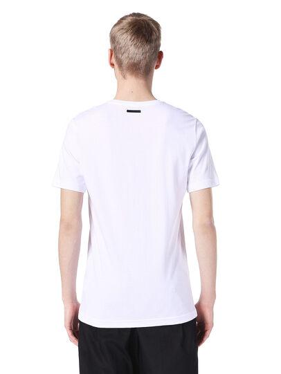 Diesel - TY-STRIPESCAR,  - T-Shirts - Image 2