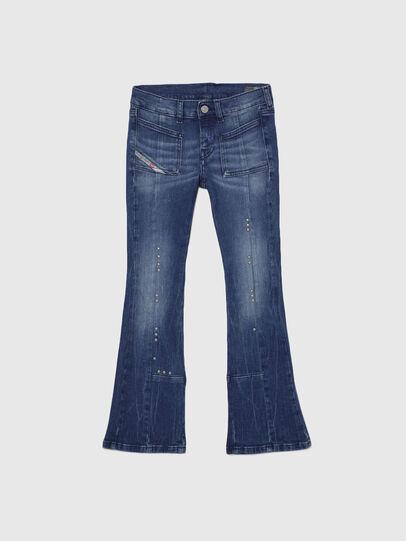 Diesel - D-EBBEY-J SP2, Blu Scuro - Jeans - Image 1