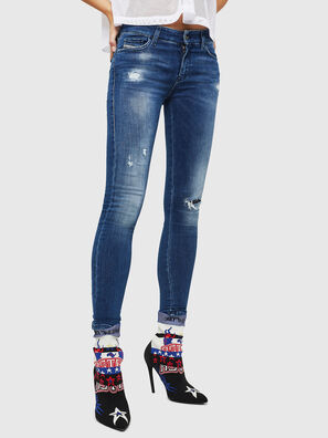 Slandy 089AI, Blu medio - Jeans
