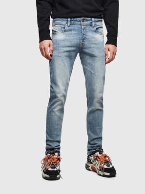 Sleenker CN057, Blu Chiaro - Jeans