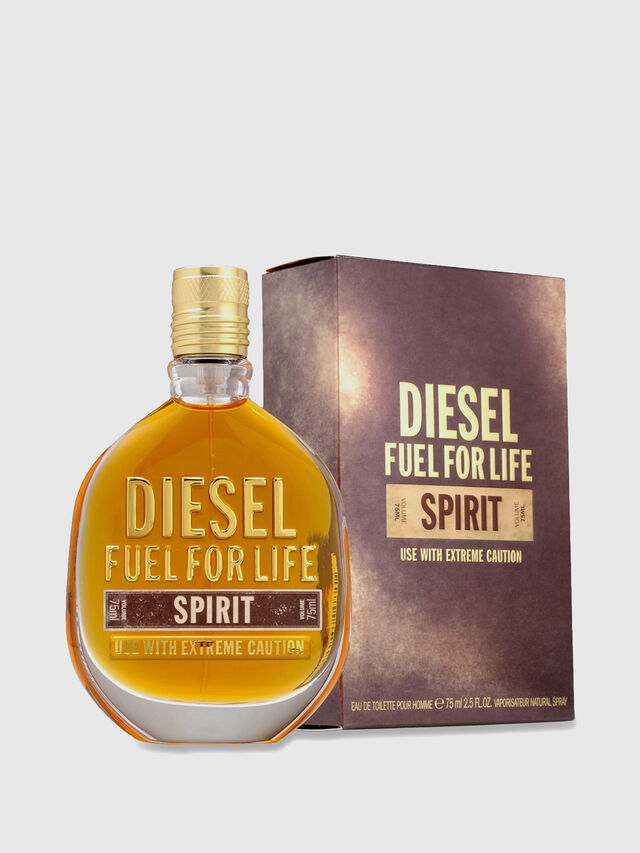 Diesel - FUEL FOR LIFE SPIRIT 75ML, Generico - Fuel For Life - Image 1