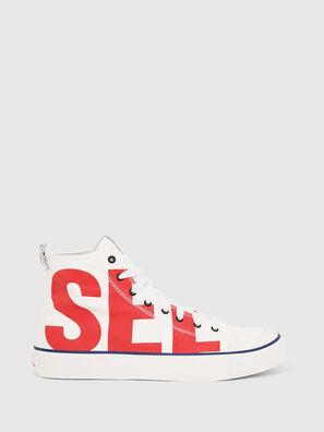 S-ASTICO MC, Bianco/Rosso - Sneakers
