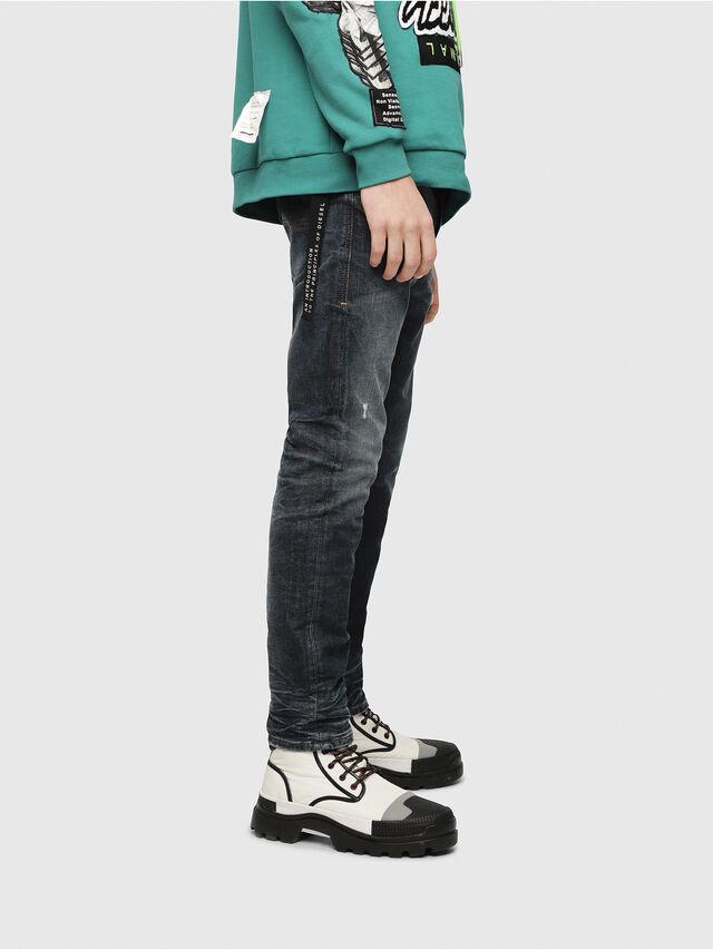 Diesel - Thommer JoggJeans 087AI, Blu Scuro - Jeans - Image 3