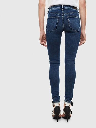 Diesel - Slandy 0094Z, Blu Scuro - Jeans - Image 2